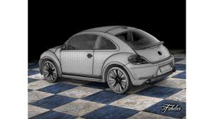 volkswagen beetle studio max 3d volkswagen beetle rs 2 0 3d library 3d models vehicles transports