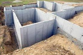 digging basement cost 2017 foundation costs cost to build a concrete basement per sq