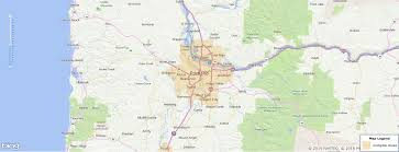 Portland Zip Code Map by Usda Rural Development Loan Portland Or Usa Home Financing