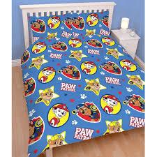 Double Duvet Cover Sets Uk Wholesale Bulk Paw Patrol Pawsome Double Duvet Cover Value