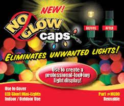 christmas light blackout caps glow cap ng30 button led
