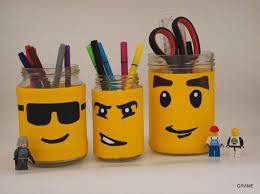 smiley bureau recyclage détournement récup récupération customisation