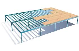 dietrich metal framing span tables steel studs and joists lightweight steel framing sheet steel