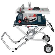 Job Site Table Saw Bosch 4100 Jobsite Table Saw Review Brian U0027s Workshop Youtube