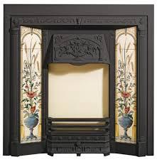fireplace front binhminh decoration