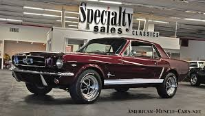 mustang all models 1965 ford mustang