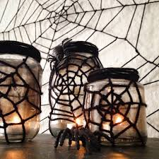 halloween decorations quot giant spider with led eyes and timer