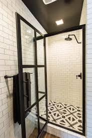 true divided light door with inline panel u2013 coastal shower doors