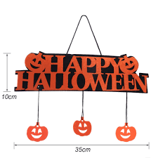 aliexpress com buy halloween decoration happy halloween hanging