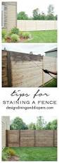 25 Beautiful Fence Art Ideas by Best 25 Fence Stain Ideas On Pinterest Yard Ideas Horizontal