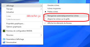 windows 7 icone bureau disparu icone de bureau sous windows 10