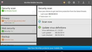 mcafee mobile security apk mcafee mobile security for android pin free