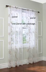 Voiles For Patio Doors by Sheer Curtain And Door Panels U2013 Sheer Curtain Panels At