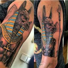 Anubis Tattoo Ideas 60 Incredible Anubis Tattoo Designs U2013 An Egyptian Symbol Of