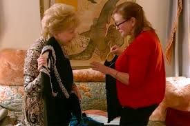 bright lights 15 debbie reynolds and carrie fisher surprises
