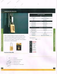 stanley solid brass combination padlock 20mm 3 digit s826 980