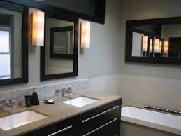 lowes bathroom design bathroom black vanity by lowes bathrooms with double rectangle