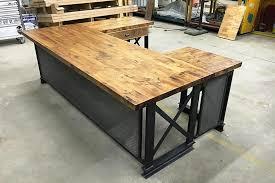 Office Desk U Shape U Shaped Office Desk Home Design