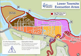 Map Of Fort Mcmurray River Breakup