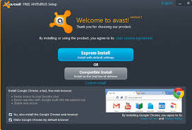 avast antivirus free download 2012 full version with patch avast 7 will install google chrome if you do not pay attention