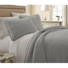 Solid Beige Comforter Gray Bedding U0026 Silver Bedding Sets You U0027ll Love Wayfair