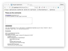 nested components in angularjs hacker news clone in angularjs