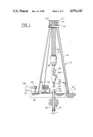 patent us4976143 system and method for monitoring drill bit patent drawing