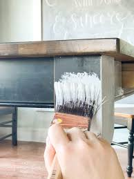 can chalk paint be used without sanding how to use sloan chalk paint for beginners