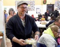rescue mission serves thanksgiving feast to 200 reading