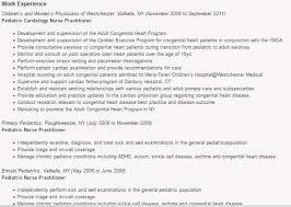 Pediatrician Resume Sample by Nurse Resume Sample Nurse Resume Template Mac Resume Template