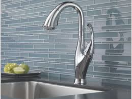 one touch kitchen faucet kitchen faucet wonderful touchless kitchen faucet delta