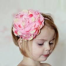 big flower headbands hair bands baby baluka