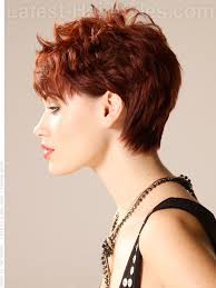 short haircuts eith tapered sides pixie cut with tapered neck short hair pixie cuts pinterest