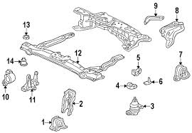 2000 honda accord lx parts parts com honda accord engine trans mounting oem parts