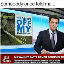 Milwaukee Meme - musical pasta death all star know your meme