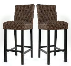 Patio Furniture Kitchener 2 Braided Bar Kitchen Counter Bar Stools With Arms House Furniture