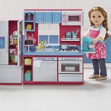 Kitchen Set Toys For Girls Journey Girls Gourmet Kitchen Set Toys