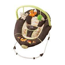 summer infant sweet comfort musical bouncer fox u0026 friends