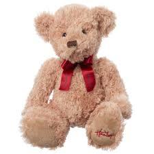 hamleys wafer teddy bear 28 00 hamleys for hamleys wafer