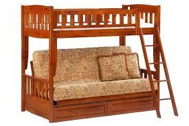 Loft Bed With Futon Underneath Futon Loft Myubique Info