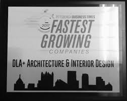 dla is the 19th fastest growing company in pittsburgh dla