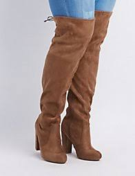 large size womens boots canada plus size boots for the knee thigh russe