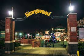 pittsburgh light up night 2017 date holiday lights kennywood