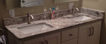 Granite For Bathroom Vanity Magnificent Countertops Vanity Tops The Shop On Granite With