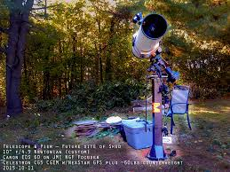 maple observatory current astrophotography setup maple observatory