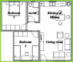 two bungalow house plans two bedroom bungalow awesome 3 bedroom bungalow house plans in the 2