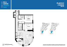Condos For Sale Near Central Park Vancouver Condominium Floor Plans Centralized Kitchen Floor Plans