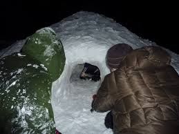 Igloo Dog Houses Building An Igloo Construction Knowledge Blog