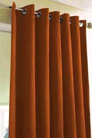Pumpkin Colored Curtains Decorating Spice Colored Curtains Curtain Curtains Spice Colored Decor Drapes