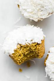 pineapple turmeric cupcakes with coconut frosting vegan u0026 gluten